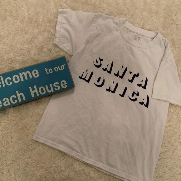 Brandy Melville Tops - J Galt/Brandy Melville Tshirt OS
